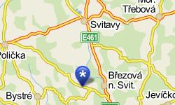 Mapa - Milan Loukota